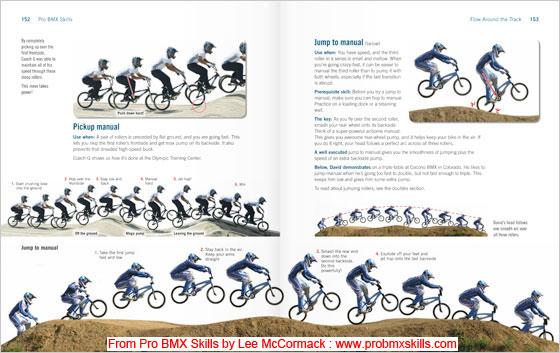 Gene`s BMX - How To Develop Good BMX Racing Strategy